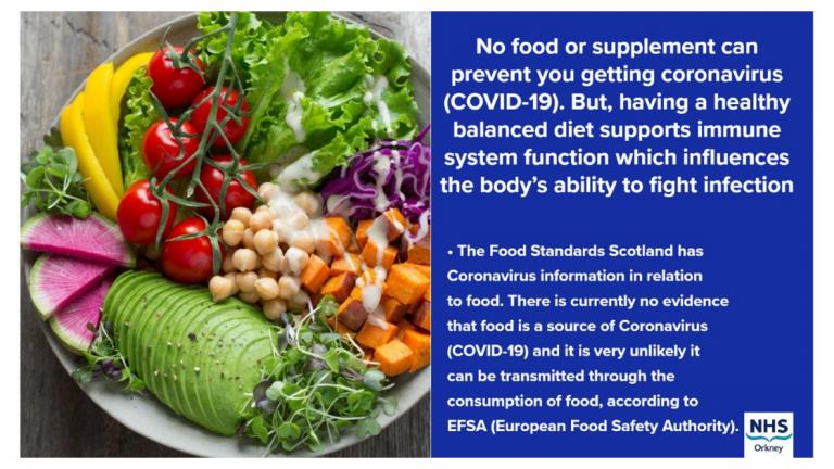 NHS Food